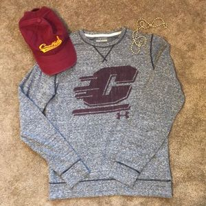 Central Michigan University Thermal Long Sleeve